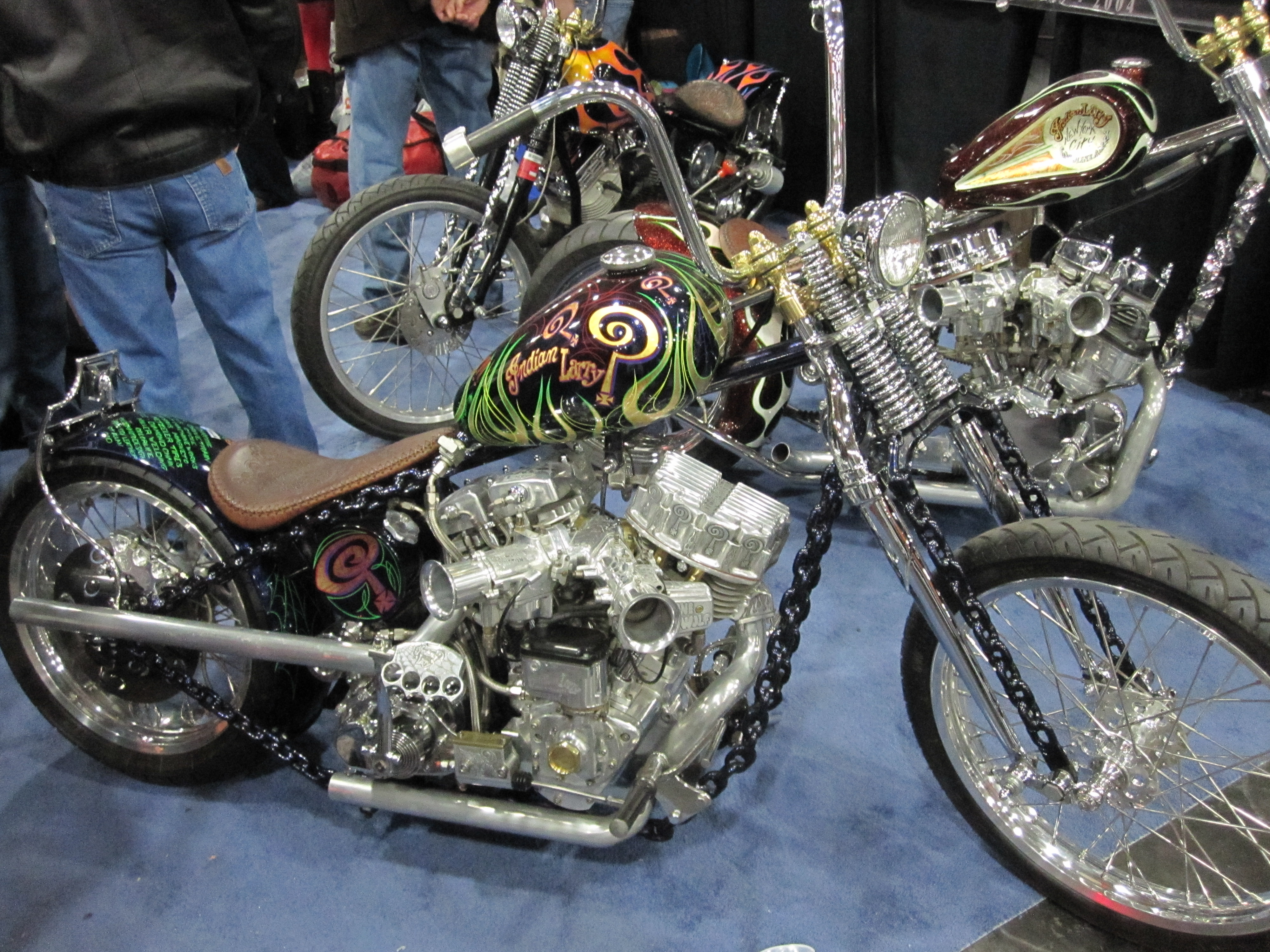 Indian larry frame frame design reviews for Scranton motors vernon connecticut