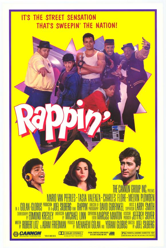 Rappin' movie