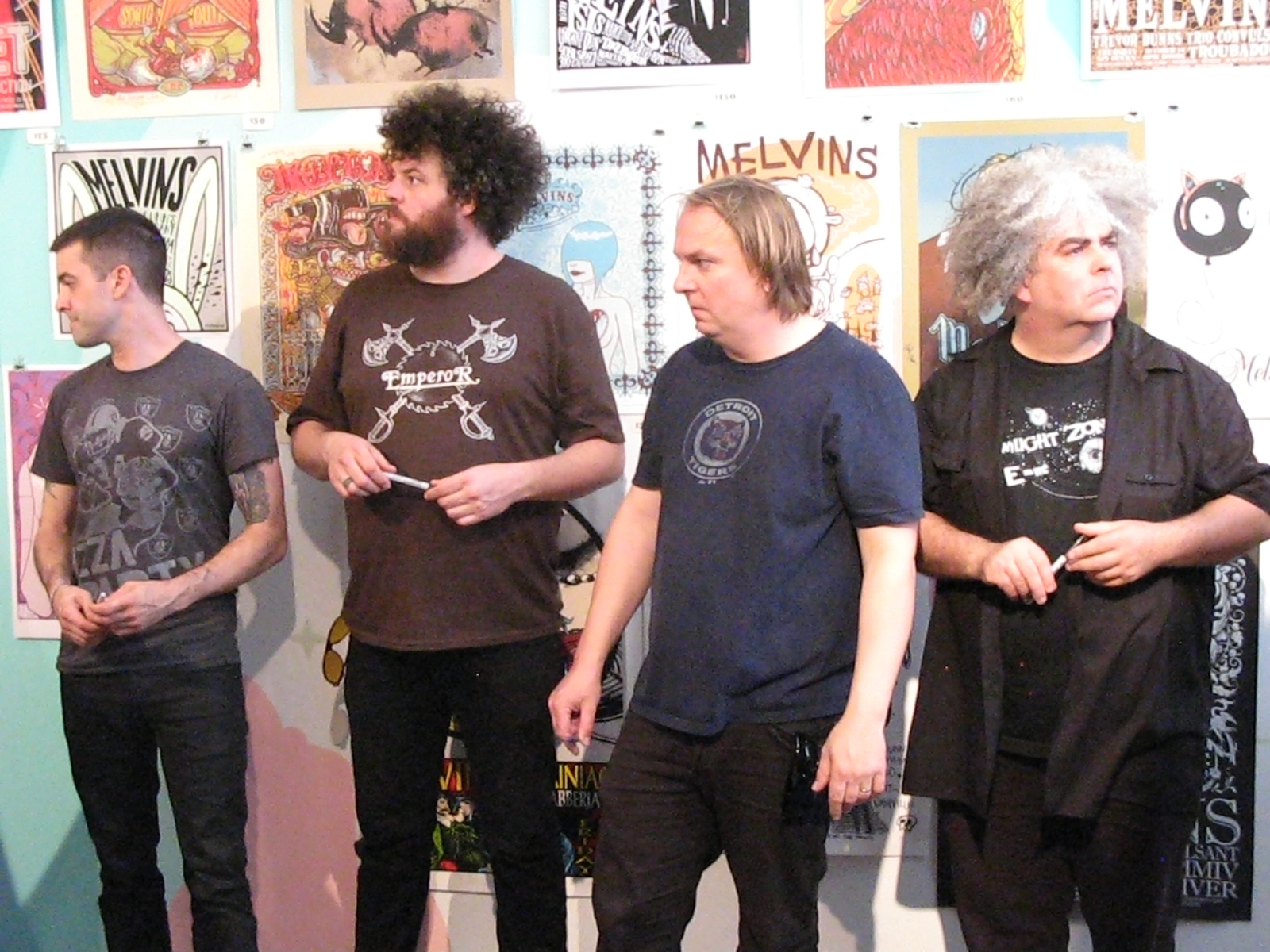 Tickets for MELVINS in Rock Island from MIDWESTIX