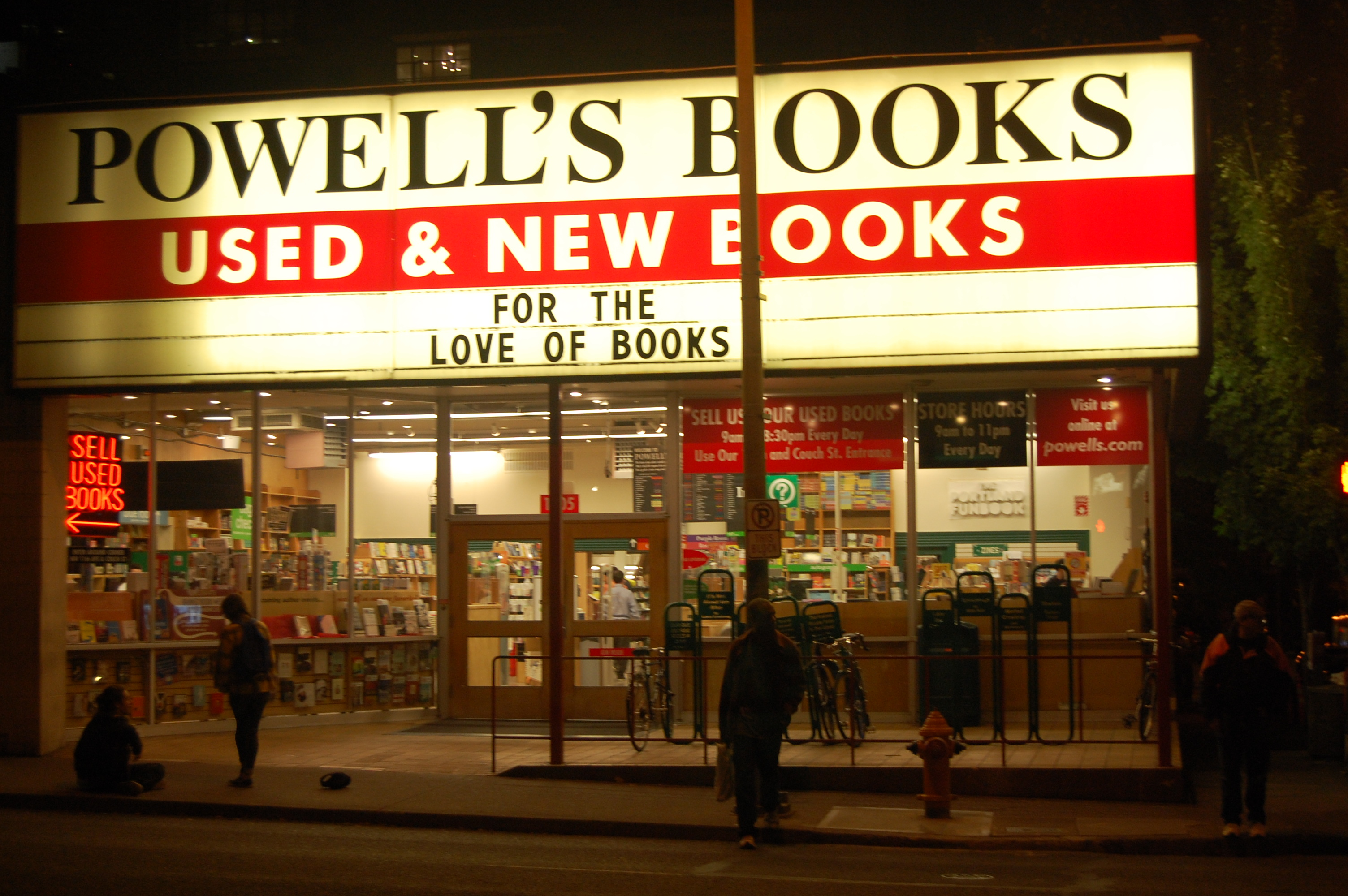 Powell's Books An independent bookseller in Portland, Oregon since , Powell's stocks more than million used, new, rare, and out-of-print titles for sale. % satisfaction is our goal.