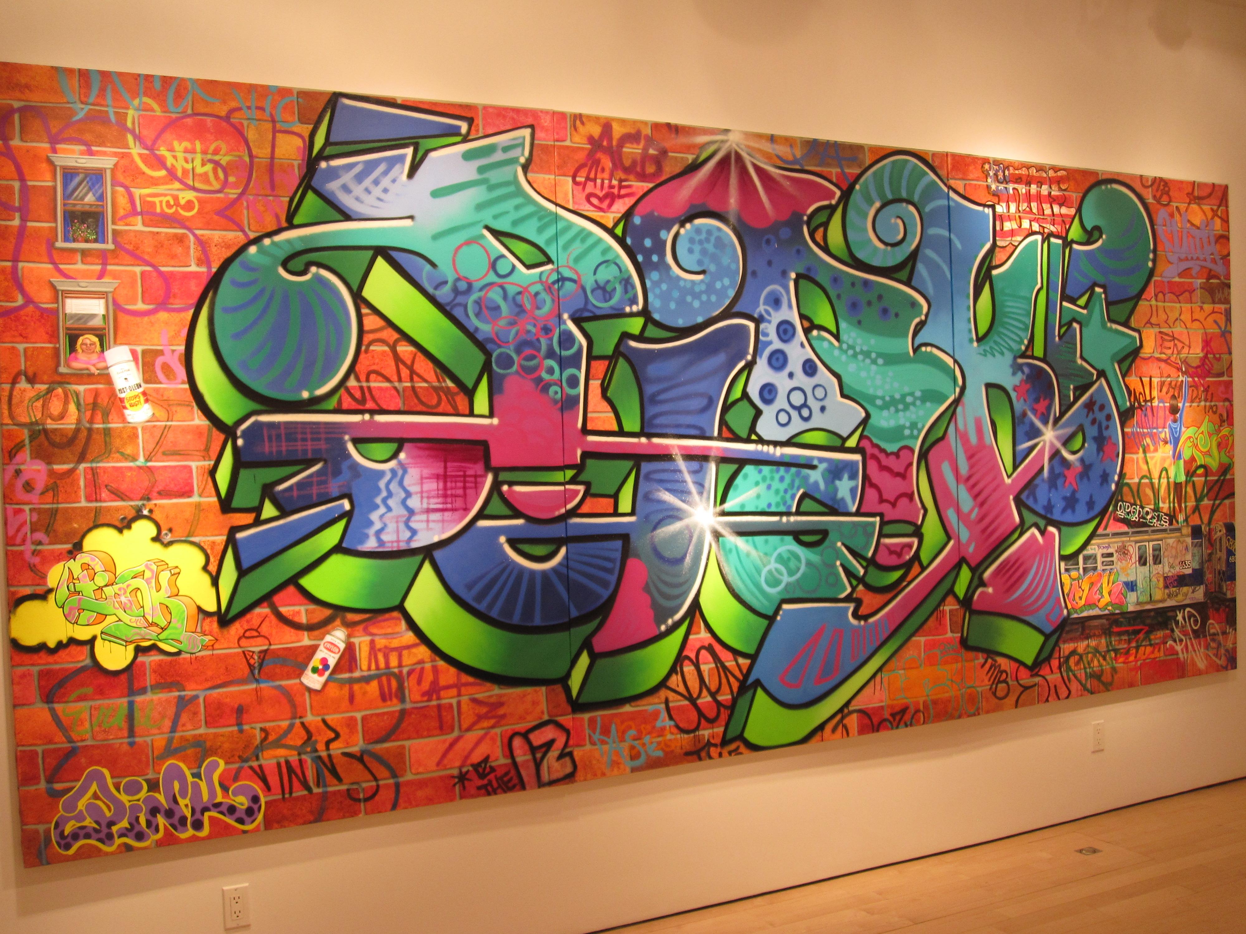 Famous Graffiti Artworks - 21 amazing examples of graffiti
