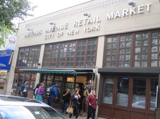 arthur ave retail market 519