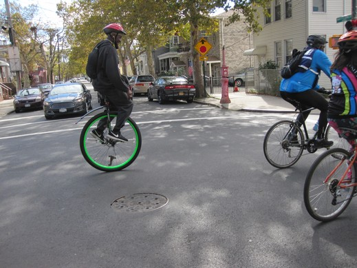 unicycle final leg 519