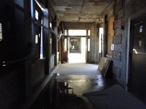 eery hallway