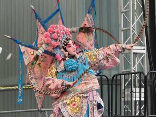 lady peking opera