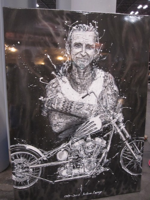 indian larry piece 500