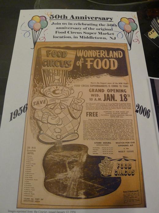 food circus opening circular 519