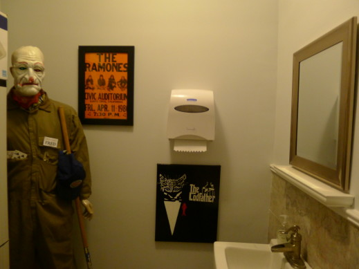 fred restroom