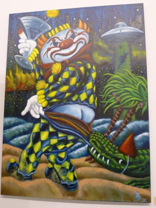 moon clown 519