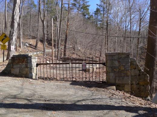 old gates by 9d bridge