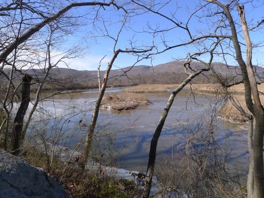 view along trail6