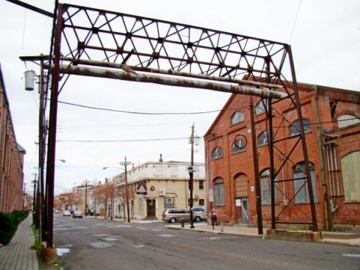 industrial overhang edit light
