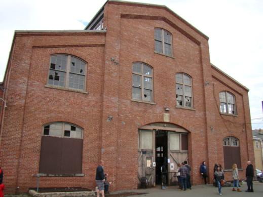 wire works punk flea building 1901