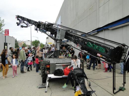 monster remotes crane
