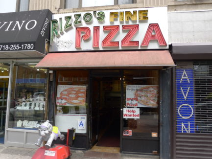 rizzos fine pizza