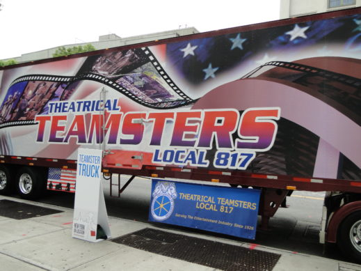 theatrical teamsters