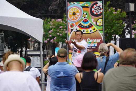 Guang Yi stage class1