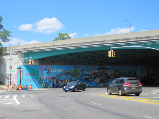 atlantic ave mural