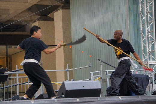 kwan dao vs spear