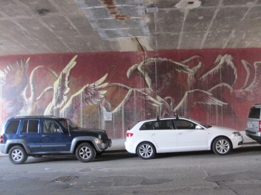 pearl st mural