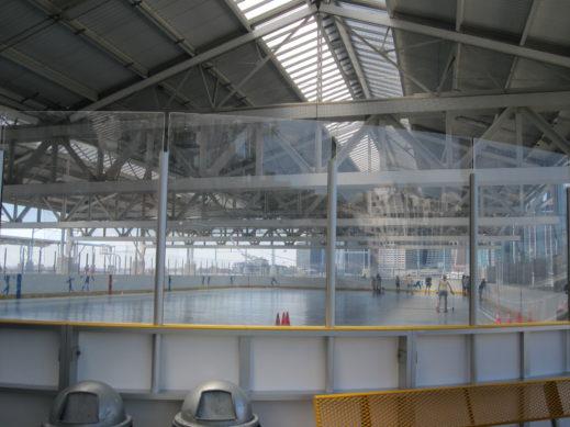 pier 2 sports complex rollerblade rink