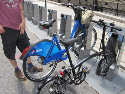 citibike checkin