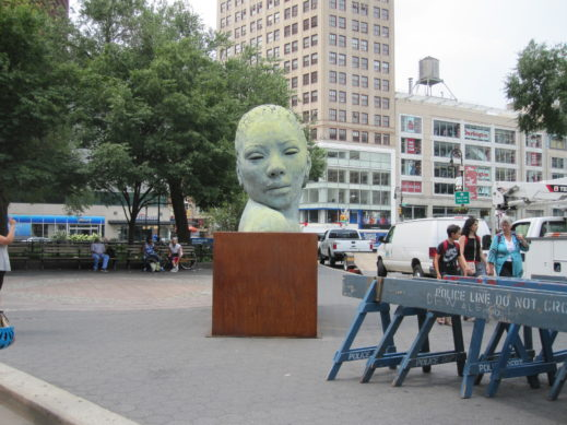 sculpture by union square